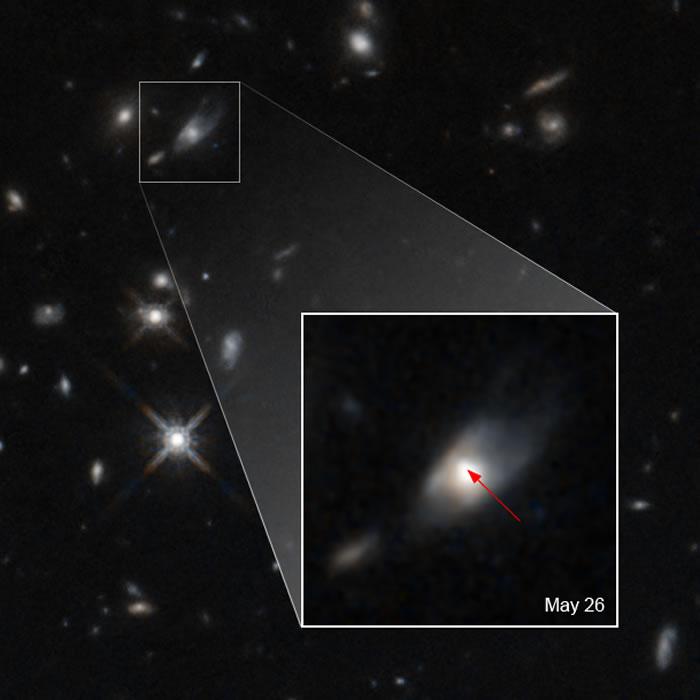 迄今为止最亮的千新星:中子星碰撞有时可能会产拥有极强磁场的磁星