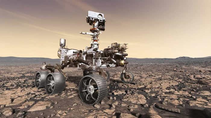 "NASA""毅力号""火星车抵达火星就会启动""第一个外星气象网络"""