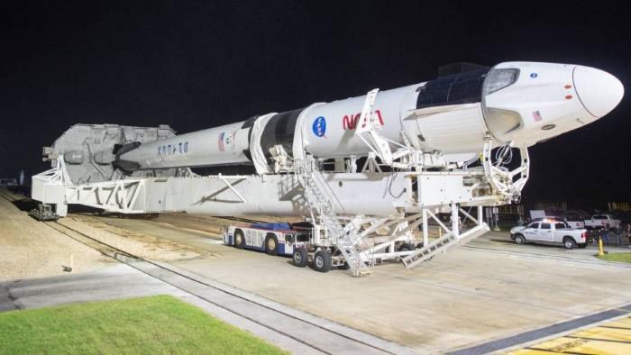 11月将成为今年美国火箭发射的最繁忙月份 光是这几天就准备进行四次发射
