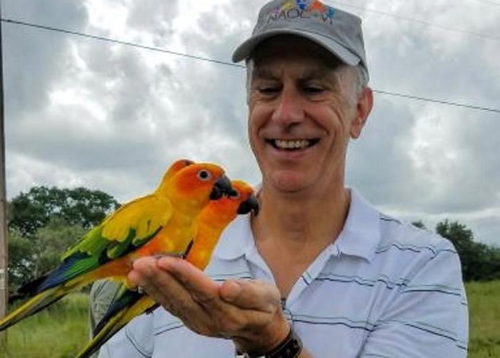 """布劳恩博士指出,这些基因组是鸟类的基因组成或""""生命密码""""。"""