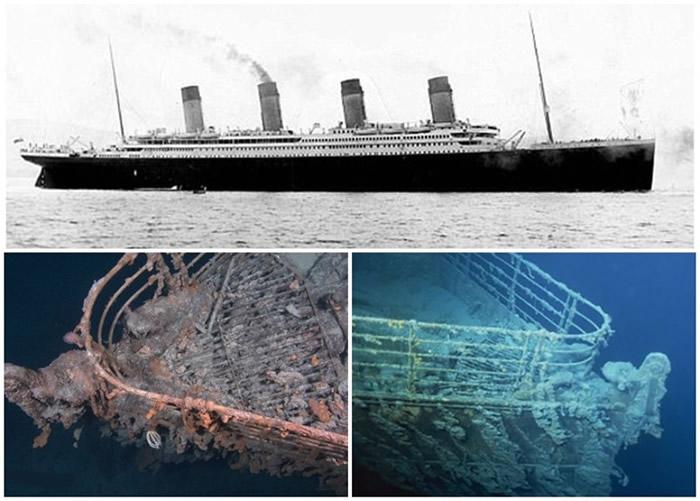 美国OceanGate Expeditions计划明年让游客亲身到海底一睹撞冰山沉没的铁达尼号