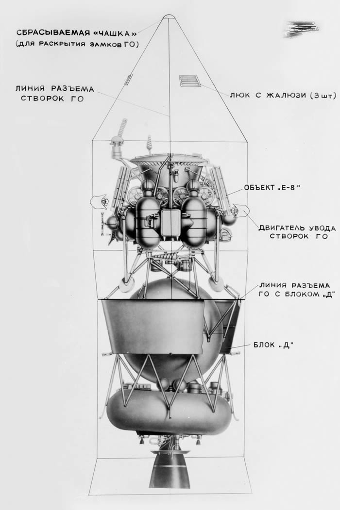 俄罗斯航天局解密冷战期间美苏太空争霸中登月竞赛文件