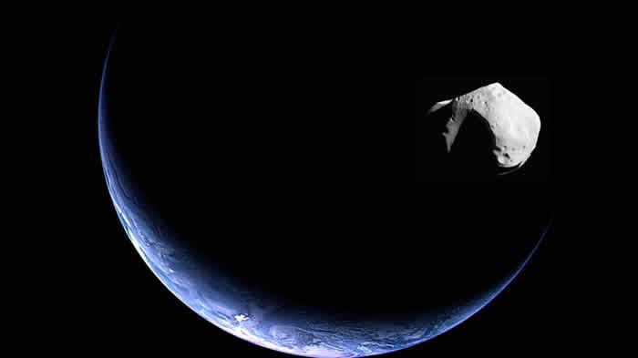 上周五小行星2020 VT4以创纪录的距离飞过地球 比国际空间站还要近