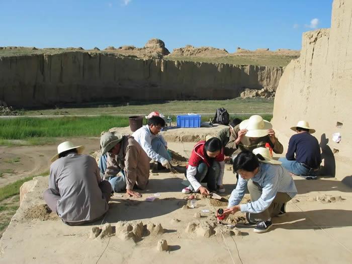 """聚焦水洞沟遗址:研究早期现代人扩散与""""水洞沟模式"""""""