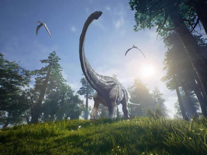 新研究表明如果没有小行星撞击 如今恐龙可能会统治地球
