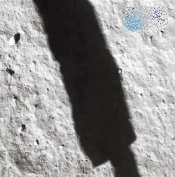 嫦娥五号上升器点火起飞离开月球表面 实现中国首次地外天体起飞