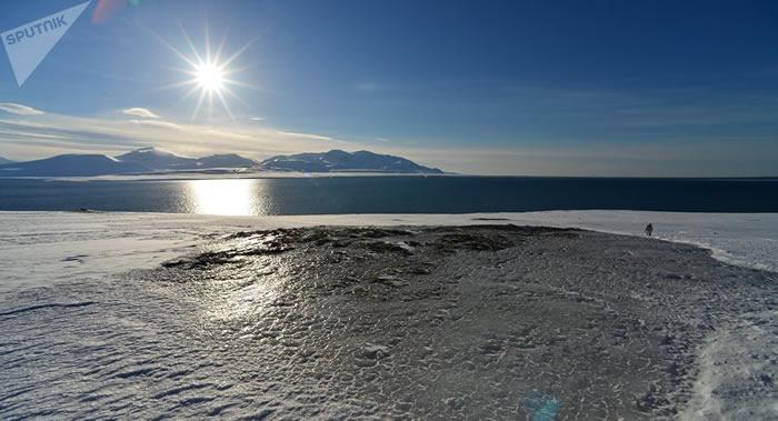 《物理海洋学杂志》:海洋学家揭示北极漩涡随自然季节变化的原因