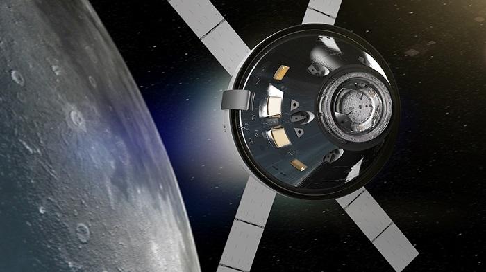 加拿大宇航员将参与美国宇航局NASA的重返月球之旅