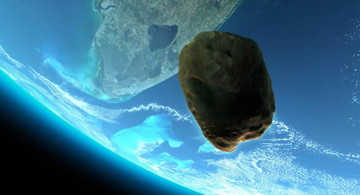 一颗客机大小的小行星正在接近地球 将于12月18日飞越