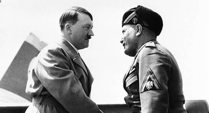 意大利贝尼托•墨索里尼曾希望在纳粹德国进攻苏联的战争获胜后统治苏联西南地区