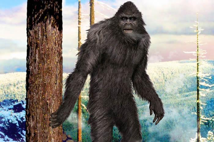 美国阿拉斯加传出猎人目击3米高神秘生物追杀驯鹿事件 因纽特人神话里的Tornit?