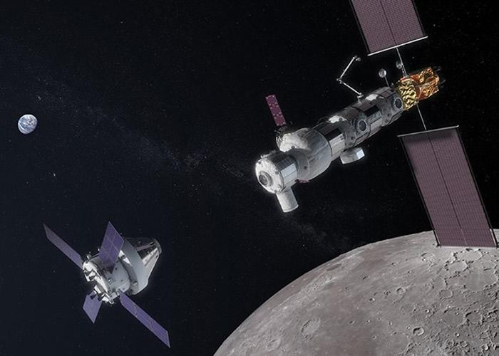 """加拿大将派宇航员参与NASA的""""月亮女神2号""""绕月飞行任务。"""