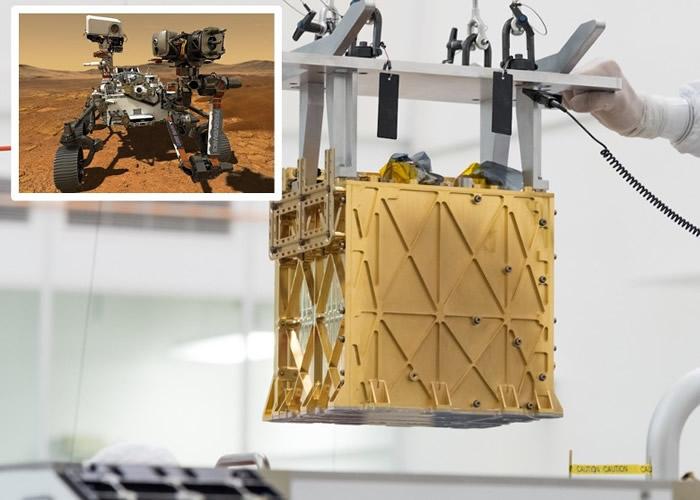 NASA研火星制氧仪器Moxie 为载人登火星任务铺路