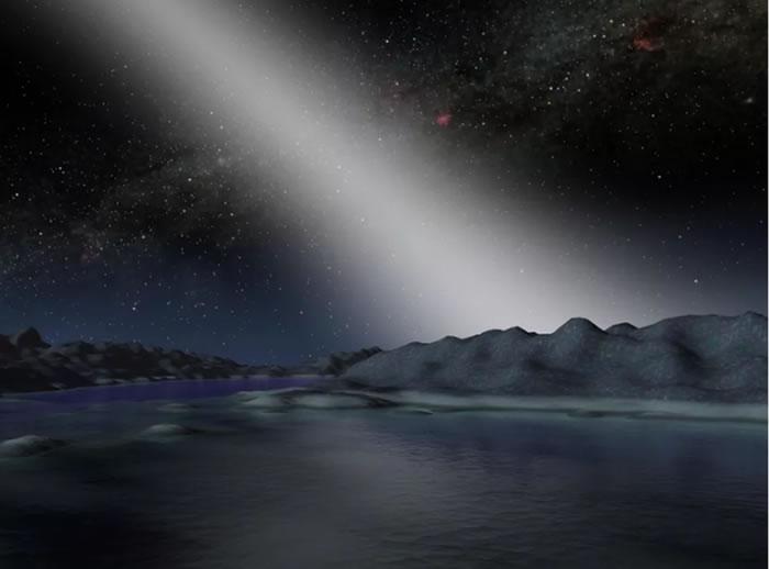 2020年有关外星人的十大发现:外星人从比邻星向地球人类打电话?