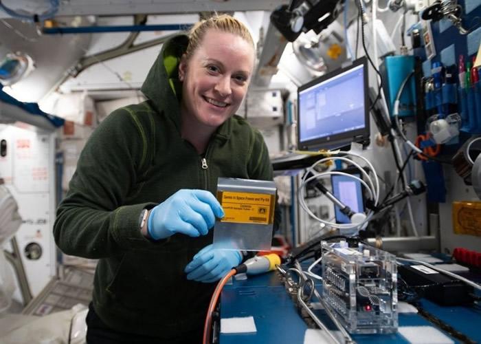 NASA将果蝇送上国际空间站实验 研究宇航员睡眠周期
