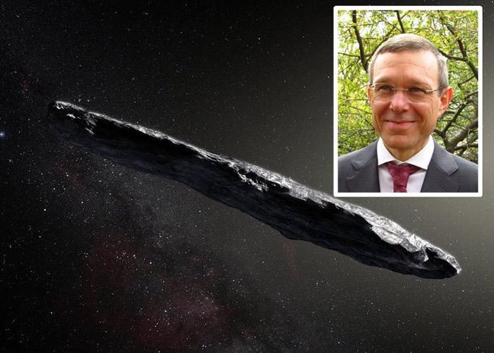 哈佛大学天文系系主任Abraham Loeb:Oumuamua彗星可能是外星文明遗弃的科技物品
