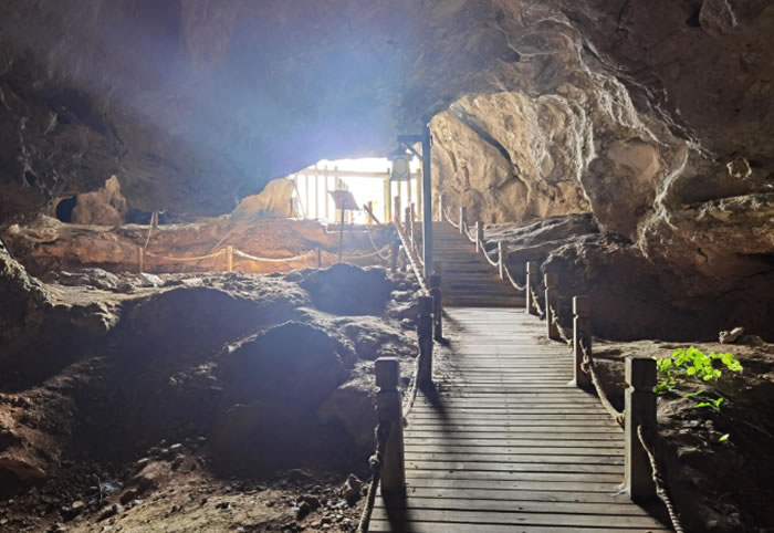 江西乐平涌山赣鄱古人类文化遗址:50万年前旧石器时代遗存