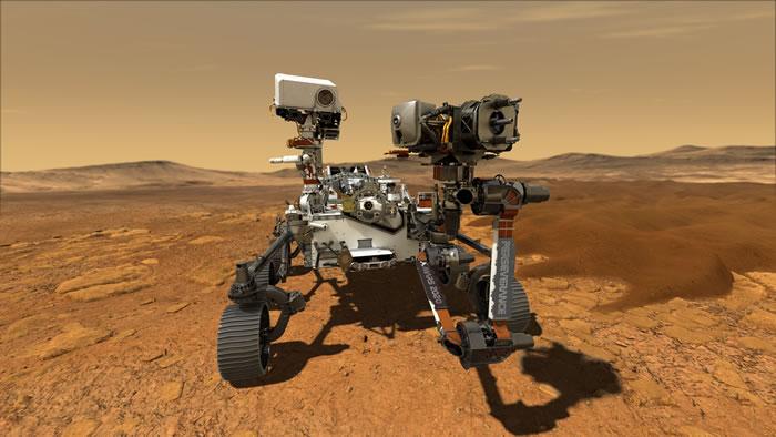 2021年太空探索领域即将发生的一些重大事件:三个独立的任务正在前往火星途中