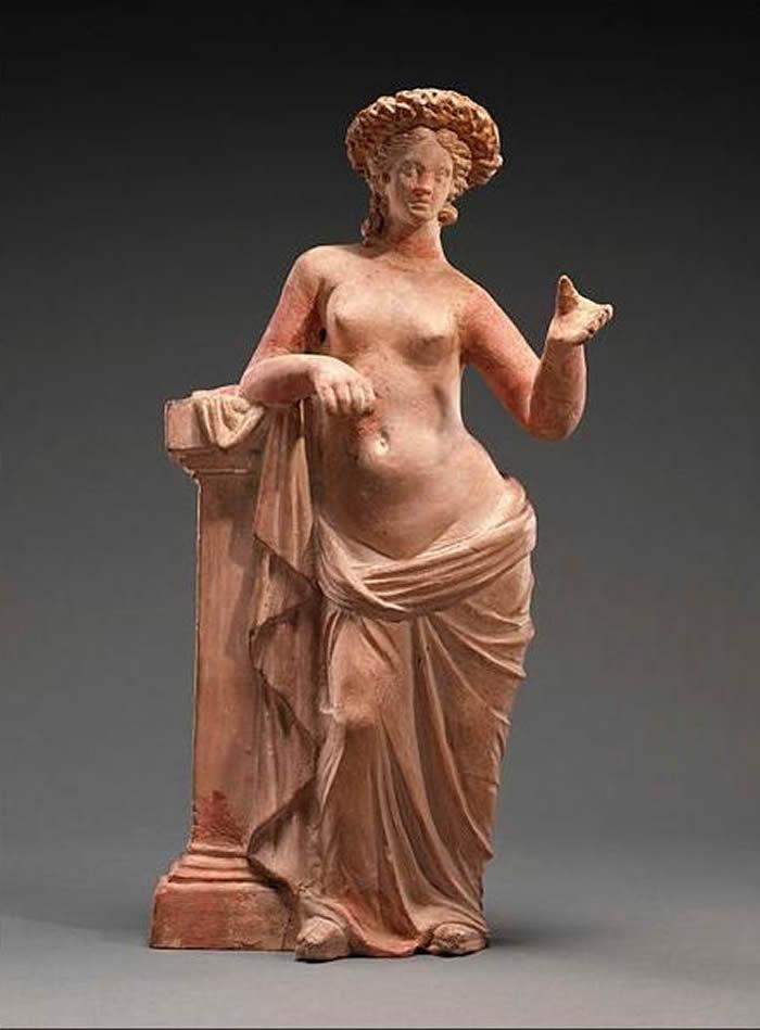 土耳其西部Urla-Çeşme半岛发现公元前六世纪神庙 供奉着阿佛洛狄忒女神