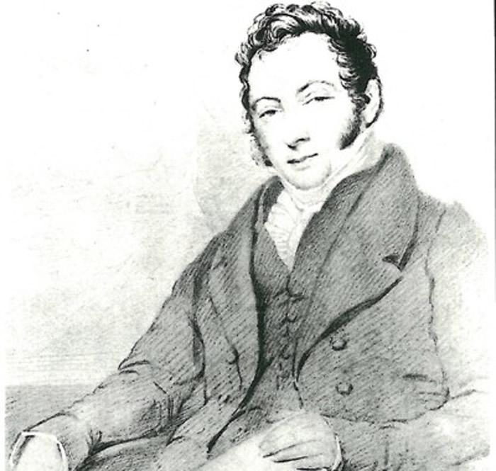 奥马拉(图)为拿破仑提供治疗,两人成为好友。