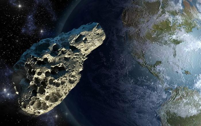 潜在危险小行星2020 WU5在1月13日和14日晚上将到达最接近地球的位置