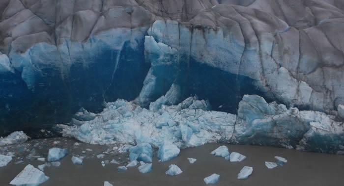南极冰山融化可能使地球陷入新的冰河时期