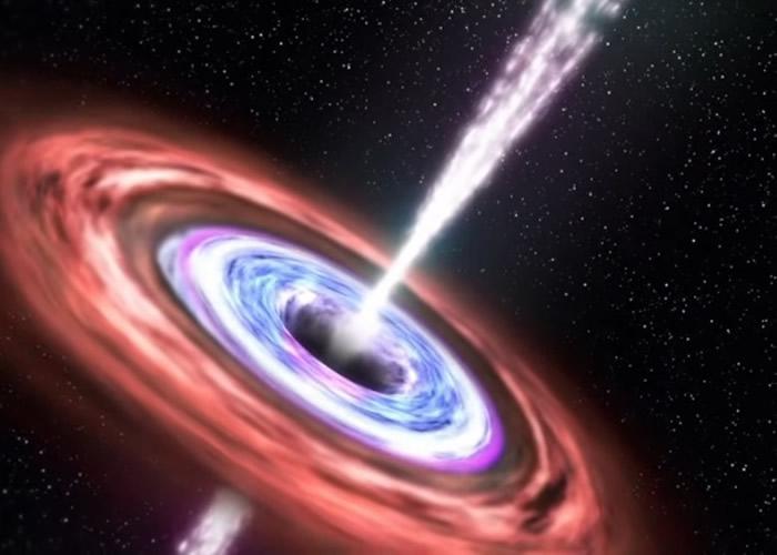 """天文学家团队发现宇宙迄今已知距离地球最遥远、最古老的发光类星体""""J0313-1806"""""""