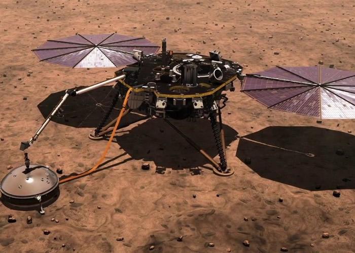 NASA正式宣布洞察号的火星钻探任务失败