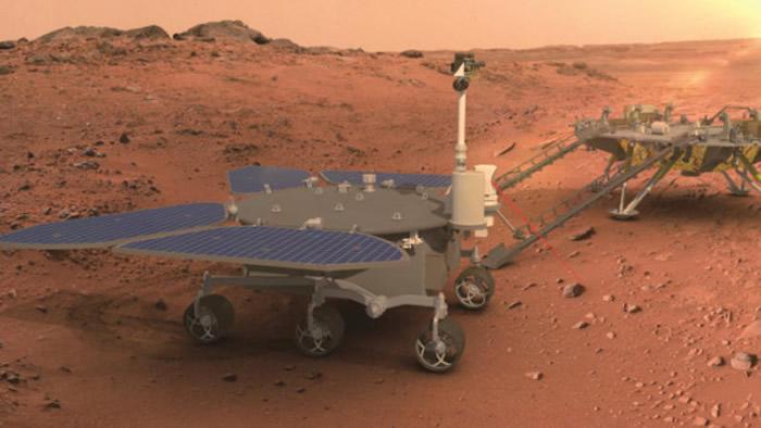 中国首辆火星车全球征名活动 遴选出麒麟、哪吒、赤兔、风火轮等名称进行网络投票