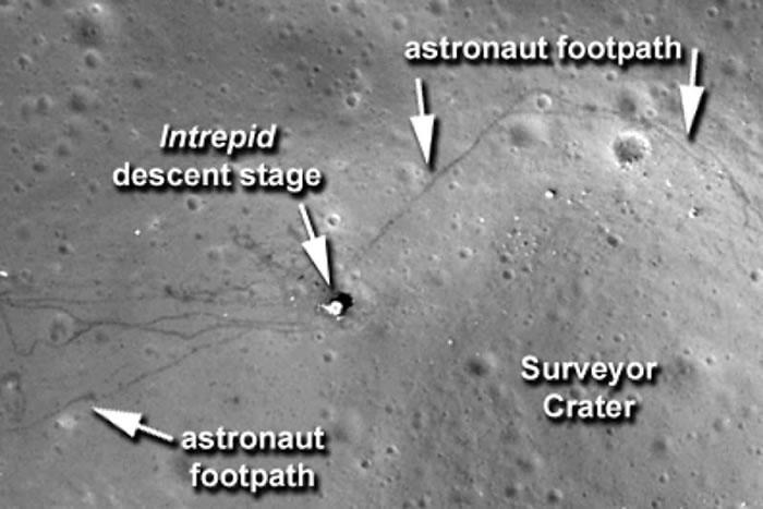 阿姆斯特朗的靴印和其他月球文物现在受美国法律保护
