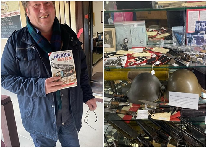 澳洲新南威尔士省古董店推广与纳粹德国有关的物品 引来犹太人社区组织批评