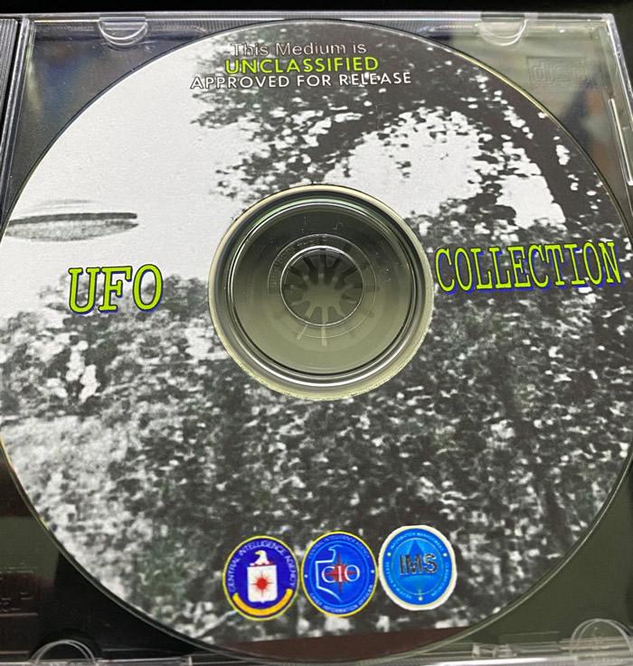 """解密网站""""The Black Vault""""上传美国中央情报局UFO绝密档案 不明飞行物调查员:真实"""