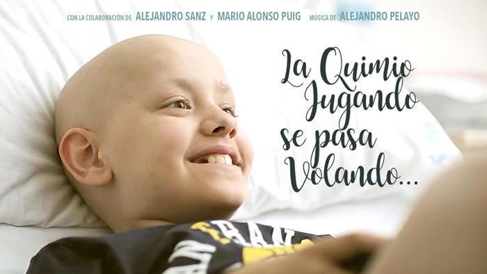马德里儿童和平医院研究表明玩游戏能给正在对抗癌症的孩子带来好处