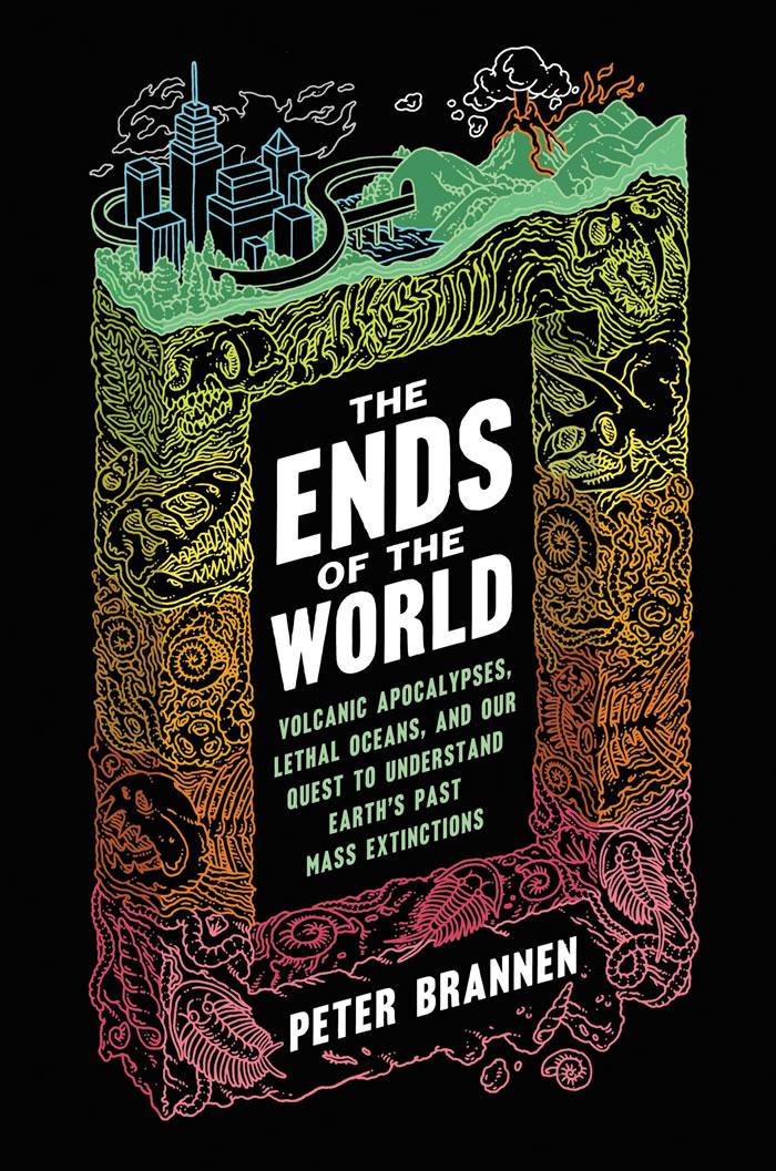 Peter Brannen《世界的尽头The End of the World》:最早登陆月球的可能是恐龙