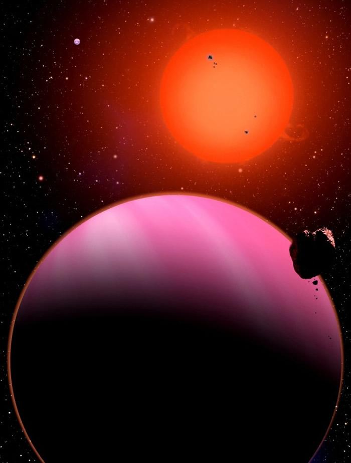 """位于室女座的""""棉花糖""""系外行星WASP-107b或重新定义气态巨行星的形成模式"""