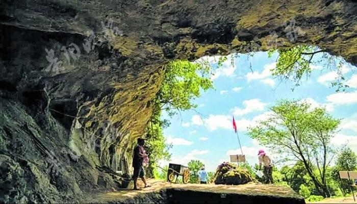 招果洞遗址进入2020年度全国十大考古新发现初评名单 古人类活动痕迹可追溯至4万年前