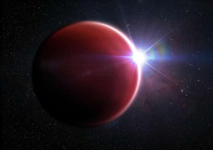 《天体物理学》杂志:发现一种罕见的行星WASP-62b 类似木星但大气中没有云层和阴霾
