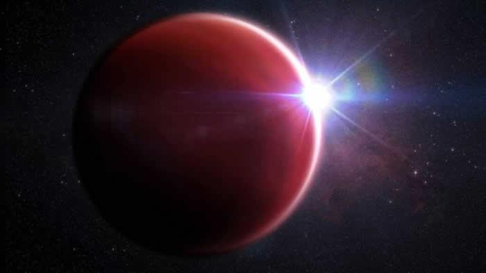 天文学家发现一颗无云的系外行星WASP-62b
