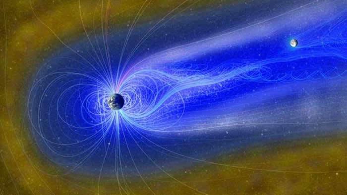 """太阳风可能不是唯一的来源 研究表明""""地球风""""可以在月球上""""播种""""水"""