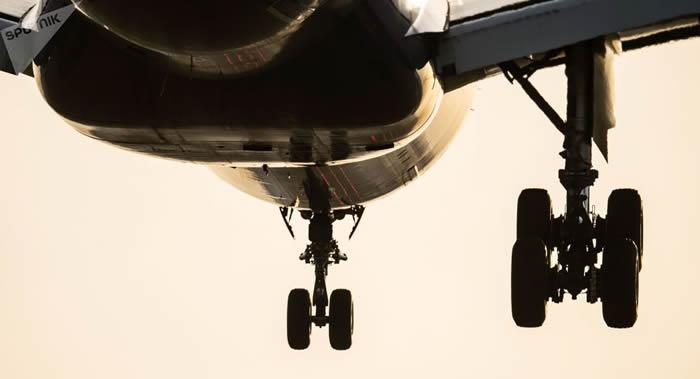 16岁肯尼亚男孩藏货机起落架上从英国伦敦飞到荷兰的马斯特里赫特