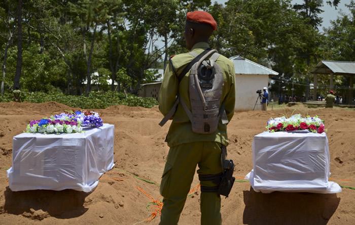 东非国家坦桑尼亚出现不明疾病 患者会出现吐血而死