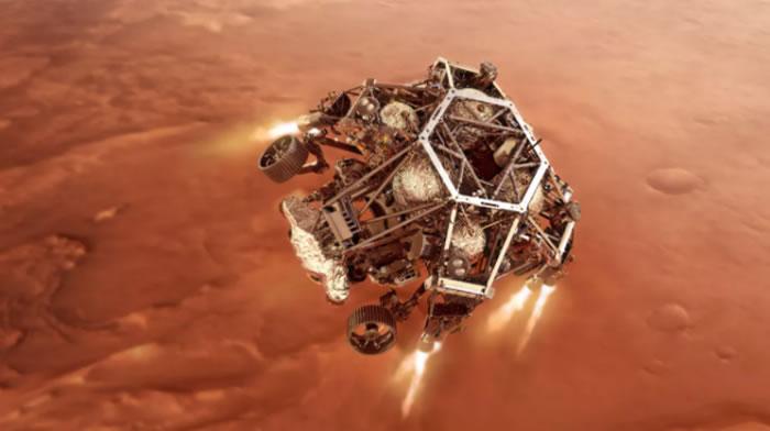 """阿联酋的""""希望""""号、中国""""天问一号""""和美国""""毅力""""号探测器将在本月内相继造访火星"""