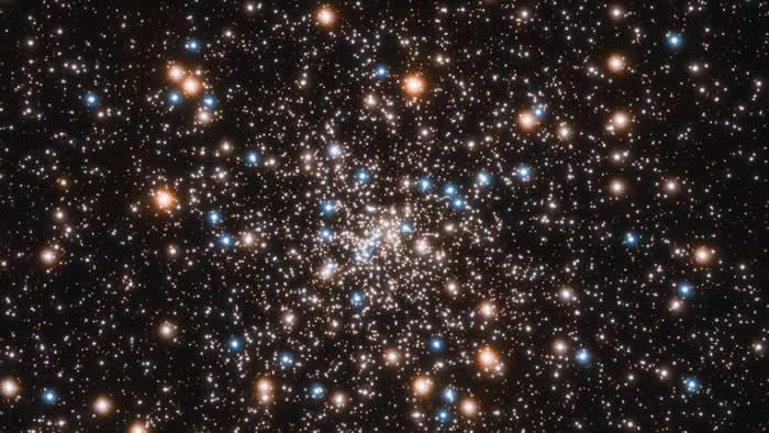 哈勃太空望远镜在球状星团NGC 6397寻找一个中等质量的黑洞