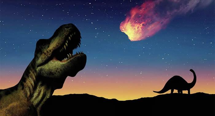 白垩纪末期撞击地球灭绝恐龙的彗星来自于太阳系外围的奥尔特云