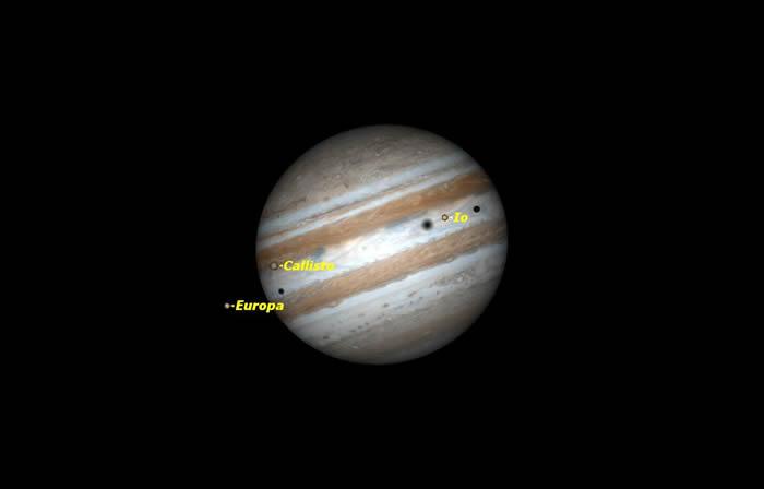 """俄罗斯天文学家:木星是在向太阳迁徙途中""""虏获""""到大量卫星的"""