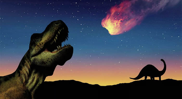 6600万年前撞击地球导致恐龙灭绝的彗星来自太阳系边缘 新研究推翻小行星碎片理论