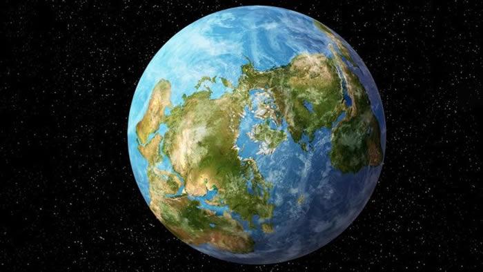 """2亿年后的地球会是什么样?欧亚大陆将与美洲大陆发生碰撞形成新的超大陆""""阿马西亚"""""""