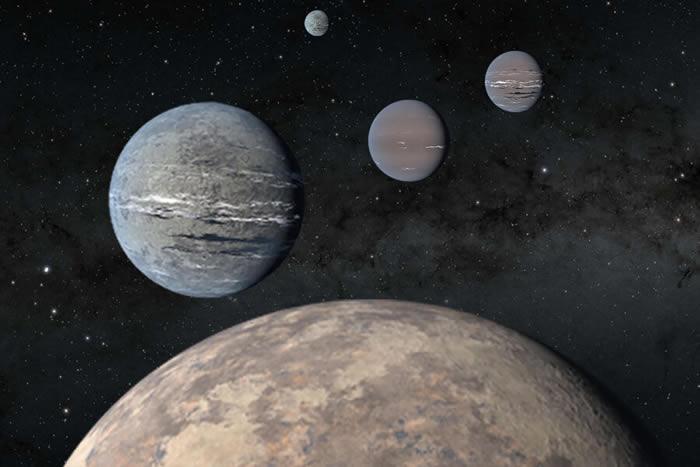 最年轻的天文学家!美国2名高中生发现4颗距离地球200光年的系外行星