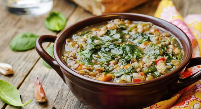 营养学家德莉加·德克尔:最健康的汤是兵豆汤