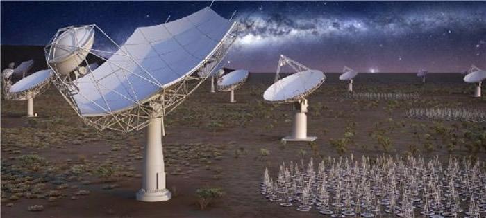 人类有史以来最大的望远镜——平方公里阵列射电望远镜(SKA)将于2021年7月开始建设